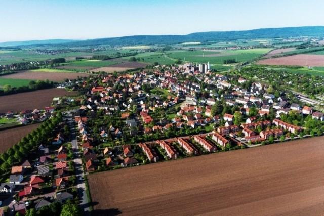 Weetzen - Luftaufnahme