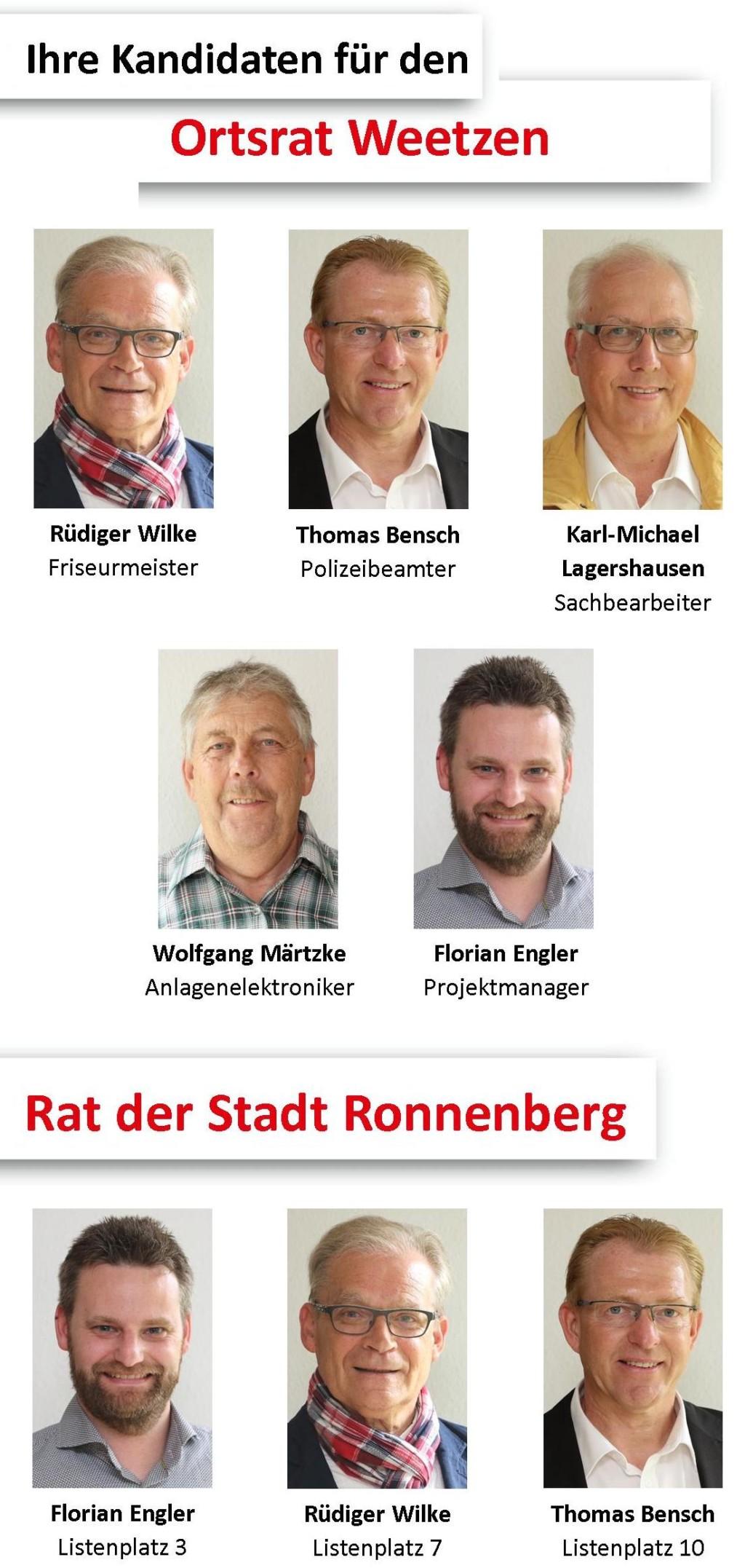 2016 07 05 Spd We Broschüre Kandidaten