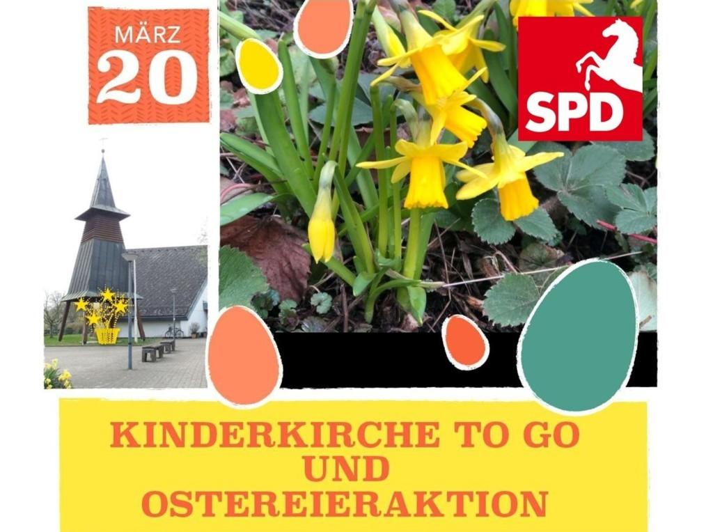 Plakat Osteraktion Internet