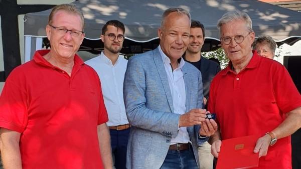Frühschoppen der SPD Weetzen